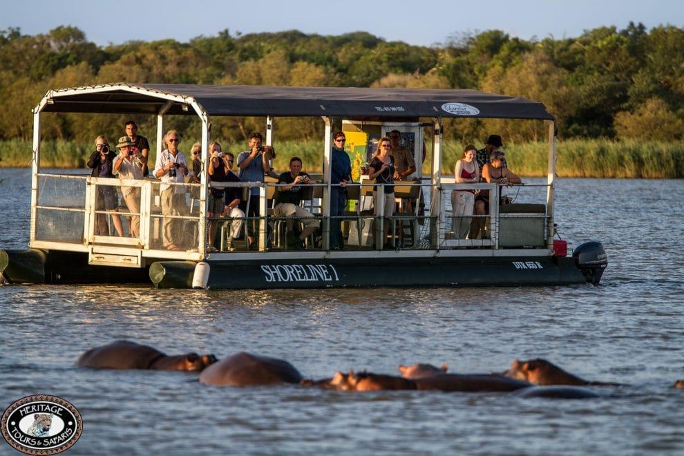 shoreline boat cruise st lucia