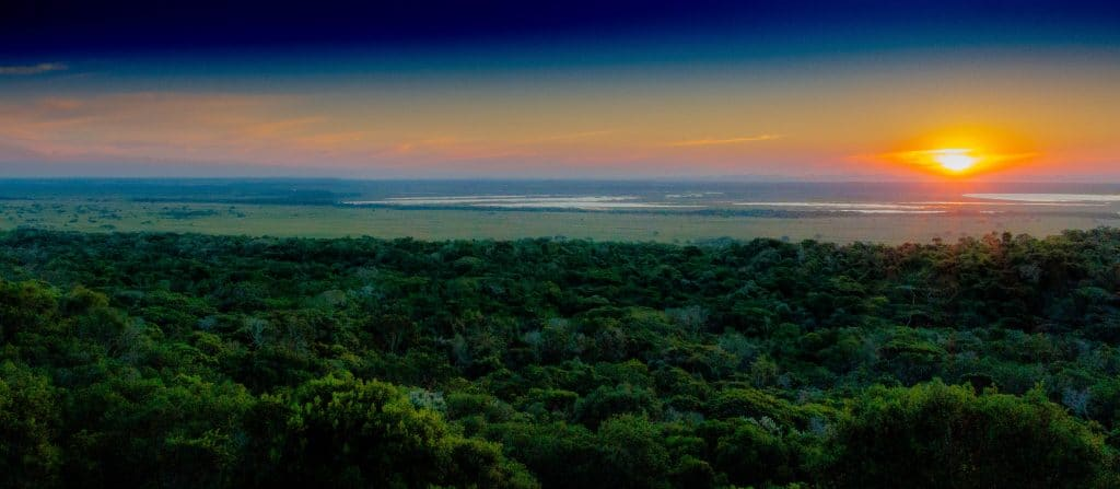 st lucia kwazulu natal south africa accommodation