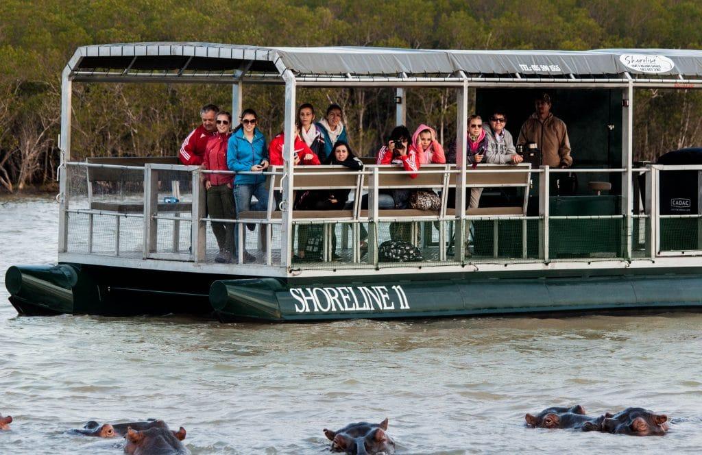 hippo boat cruise