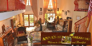 annas guesthouse st lucia south africa