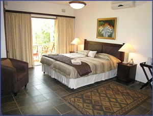 avalone guesthouse st lucia room