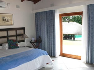 whale song guesthouse room st lucia