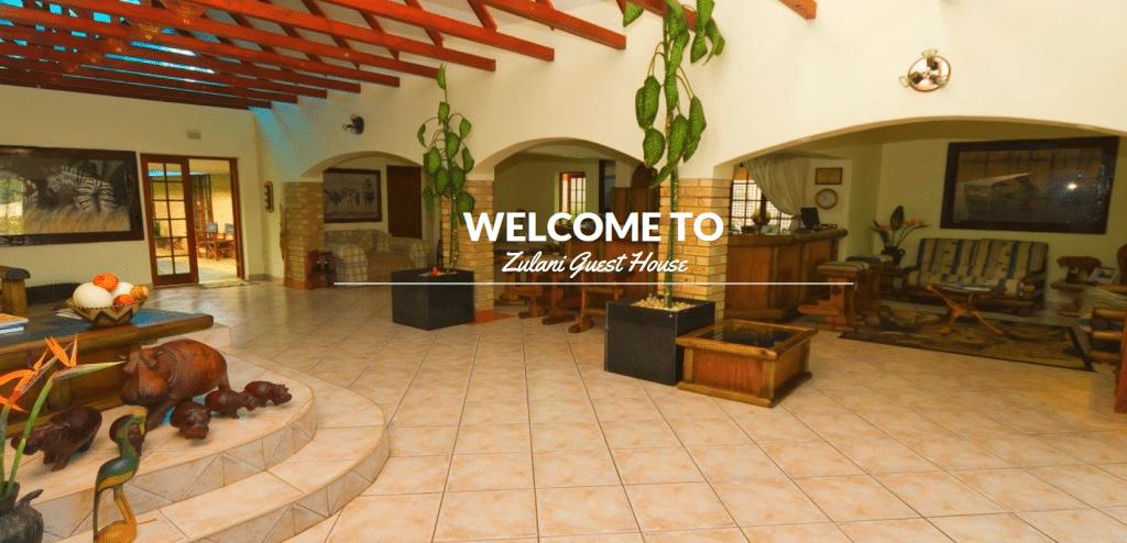 zulani guesthouse interior