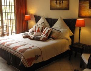 elephant coast bed & breakfast room 1
