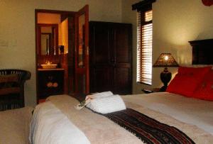 lodge afrique bed & breakfast room 1