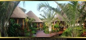 lodge afrique deck area