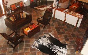 lodge afrique st lucia lounge area