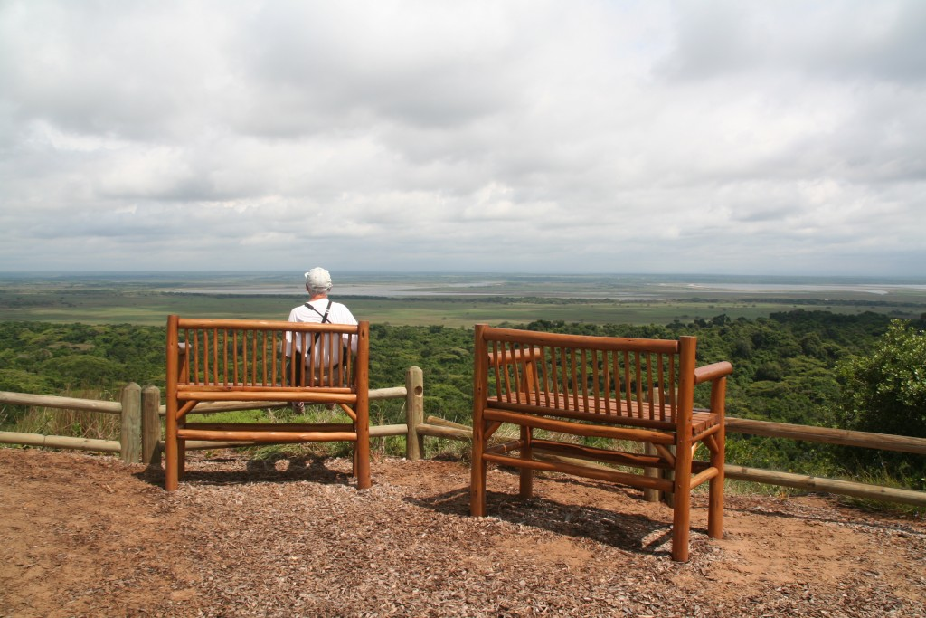 View points in Cape Vidal