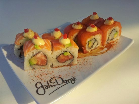 sushi meals