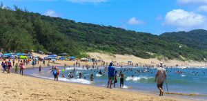 cape vidal beach