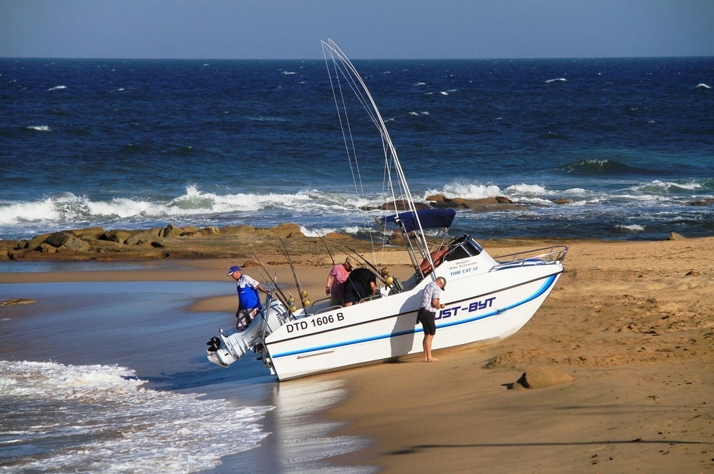 st lucia south africa what to do private deep sea fishing