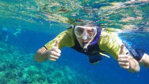 cape vidal snorkeling
