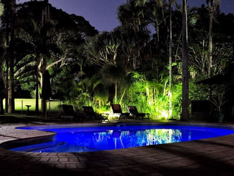 avalone pool area st lucia south africa