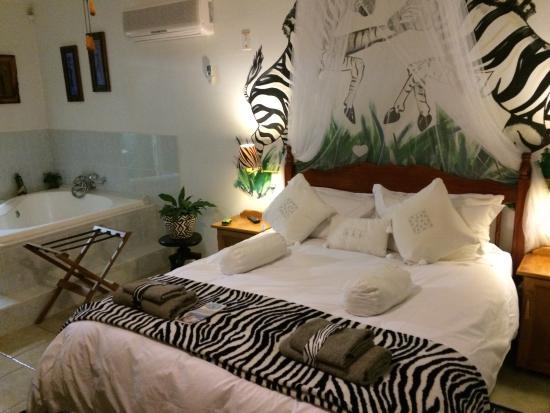 lodge accommodation st lucia south africa bhangazi
