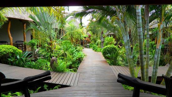 st lucia lodge afrique accommodation
