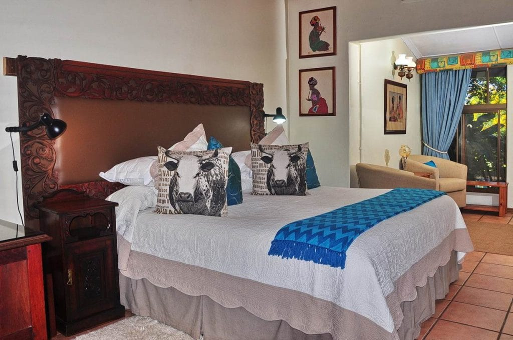 lodge accommodation santa lucia st lucia south africa