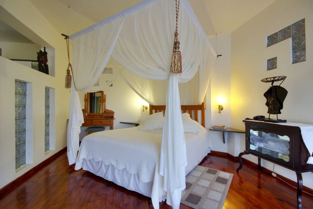 st lucia wetlands guest house family room