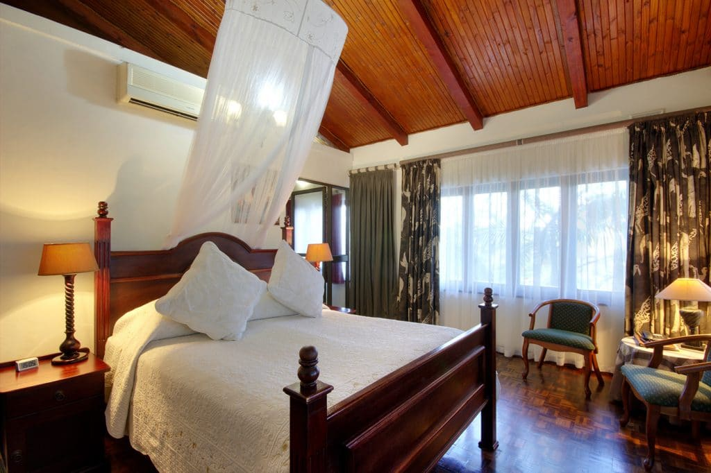 st lucia wetlands guest house room view