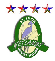 st lucia wetlands guest house logo