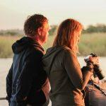 clients on birding tour st lucia